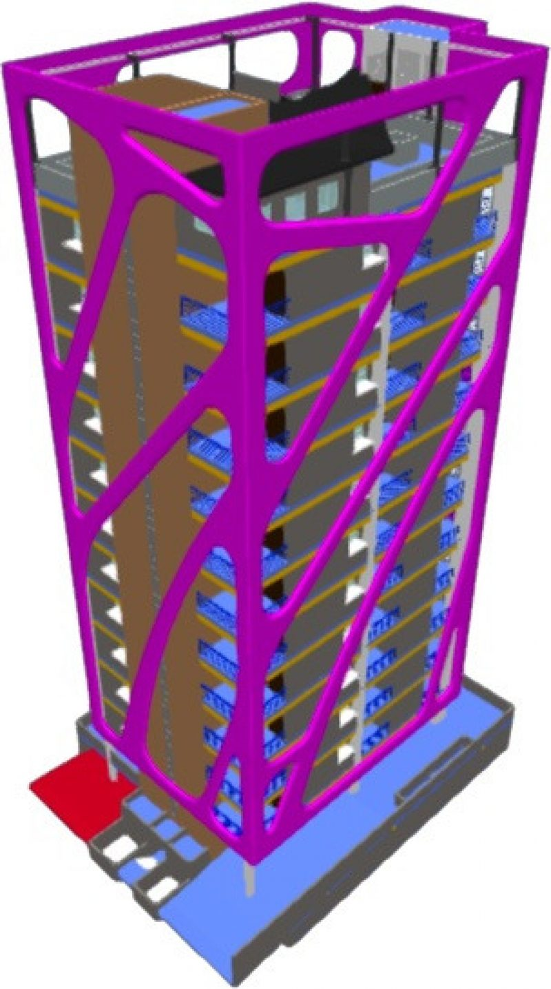 API Documentation 3D Model