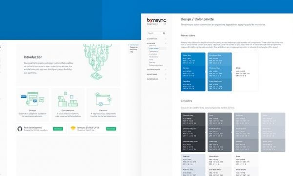 Blog Bimsync Design