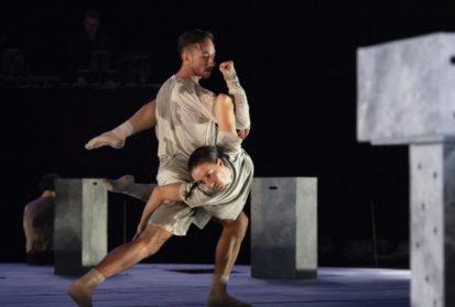 Musikalen Bienes historie er eit ambisiøst samarbeid mellom teateret og Najonalballetten.