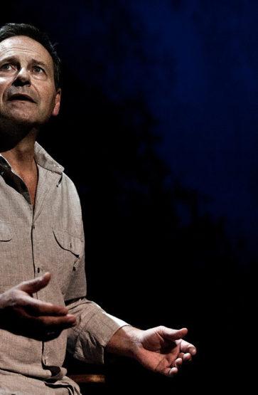 Abrahams barn, av og med Svein Tindberg, om samforståing mellom religionar, har gått på samtlege av Det Norske Teatrets scener sidan premieren i 2011, også Rommen Scene.