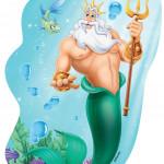 Нептун в гостях у малышей