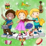 Развитие музыкальных способностей детей дошкольного возраста посредством музыкально-дидактических игр