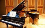 Конкурс этюдов среди учащихся фортепианного отделения