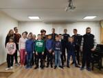 Концерт учащихся ВМК имени Ростроповичей