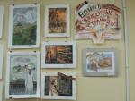 «Венок памяти»: юные художники вспомнили военное время