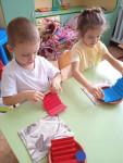 Международный день пожилых людей в детском саду