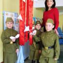 """Мини-музей """"О героях былых времен"""""""