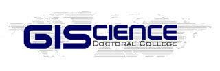 Doctoral College GIScience
