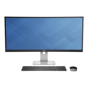 Moderne Dell UltraSharp U3415W - LED-Skærm 34
