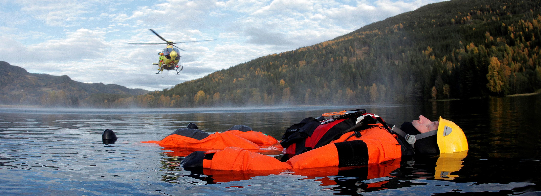 Hafslund E-CO støtter blant annet Norsk Luftambulanse