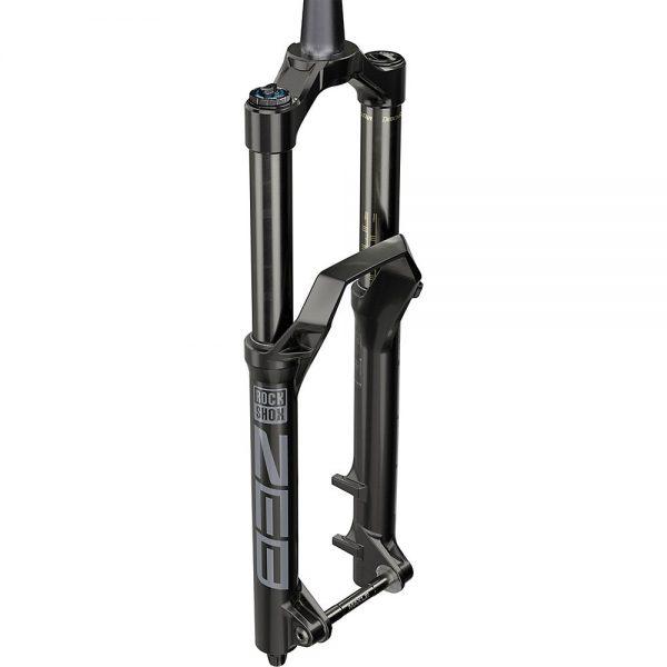 RockShox ZEB Ultimate Charger 2.1 RC2 Forks - 180mm Travel - Black, Black