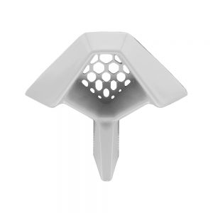 100% Aircraft Replacement Mouthpiece - White, White