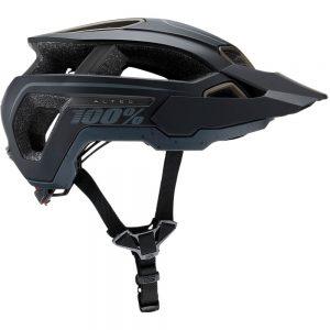 100% Altec MTB Helmet 2019 - XS/S - Black, Black