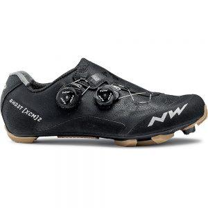 Northwave Ghost XCM 2 MTB Shoes 2020 - EU 47 - Black, Black