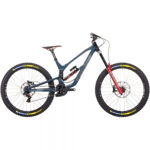 Nukeproof Dissent 275 RS Bike (X01 DH) 2021 - Bottle Blue, Bottle Blue