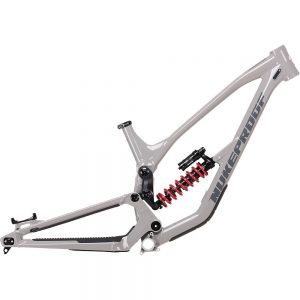 Nukeproof Dissent 290 Alloy Mountain Bike Frame 2021 - Concrete Grey, Concrete Grey
