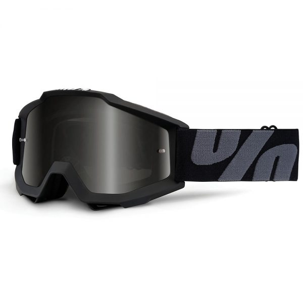 100% Accuri Goggles - UTV-ATV - Superstition Black Sand - Dark Smoke, Superstition Black Sand - Dark Smoke