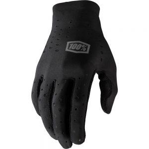 100% Sling Glove - XL - Black, Black