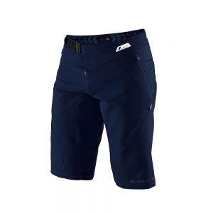 100% Airmatic Shorts - 38 - Navy, Navy
