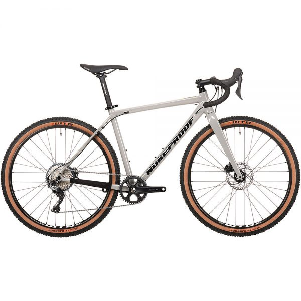 Nukeproof Digger 275 Comp Bike 2021 - Concrete Grey - XL, Concrete Grey