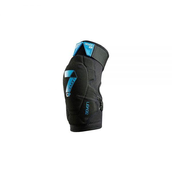 7 iDP Flex Elbow Pads - S - Black, Black