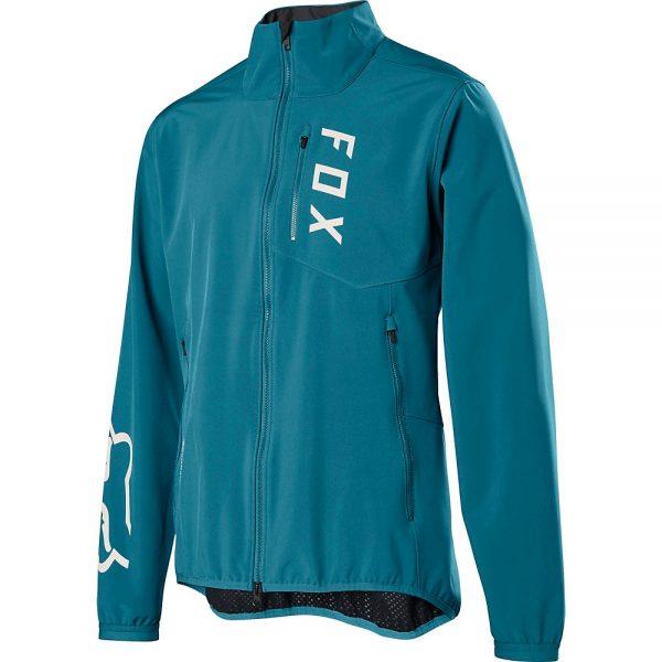 Fox Racing Ranger Fire Jacket - L - Blue, Blue