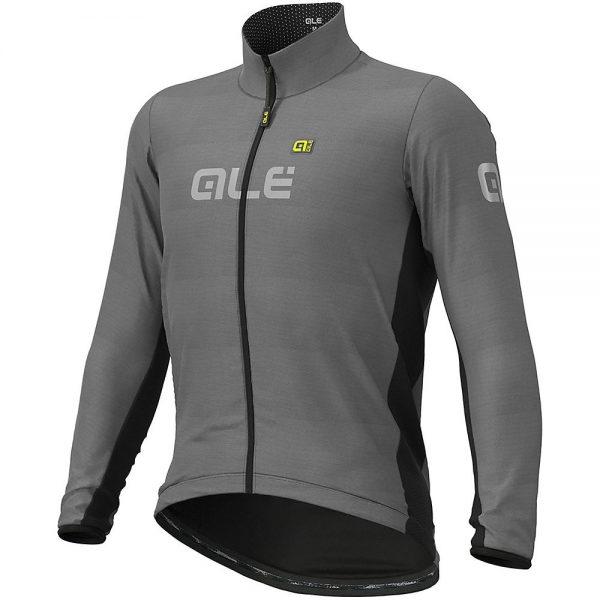 Alé Black Reflective Jacket - XL, Black