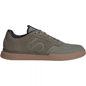 Five Ten Sleuth MTB Shoes - UK 6.5 - GREEN-GUM, GREEN-GUM