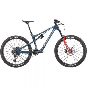 Nukeproof Reactor 275 RS Carbon Bike (X01 Eagle) 2021 - Bottle Blue - M, Bottle Blue
