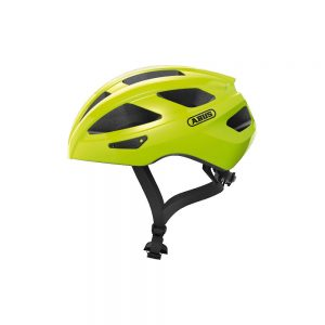 Abus Macator Road Helmet 2020 - M - Yellow, Yellow