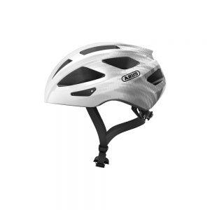 Abus Macator Road Helmet 2020 - S - White, White