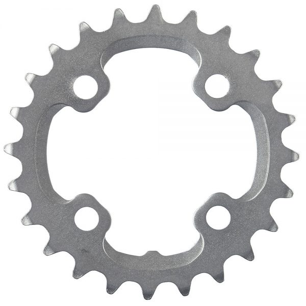 Shimano XT FCM785 10 Speed MTB Chainring - AK Type - For 38.26t - Silver, Silver