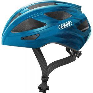 Abus Macator Road Helmet 2020 - L - Blue, Blue