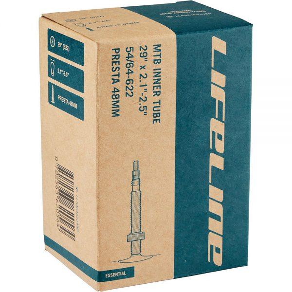 LifeLine MTB Inner Tube - 48mm Valve