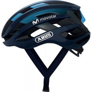 Abus Airbreaker Movistar Team Road Helmet 2020 - L, Movistar Team