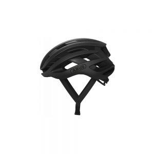 Abus Airbreaker Road Helmet 2020 - L - Black, Black