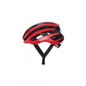 Abus Airbreaker Road Helmet 2020 - L - Red, Red