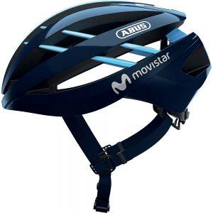 Abus Aventor Movistar Team Road Helmet 2020 - L, Movistar Team