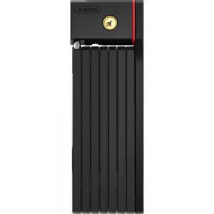 Abus Bordo 5700 Big uGrip Folding Lock - Black, Black