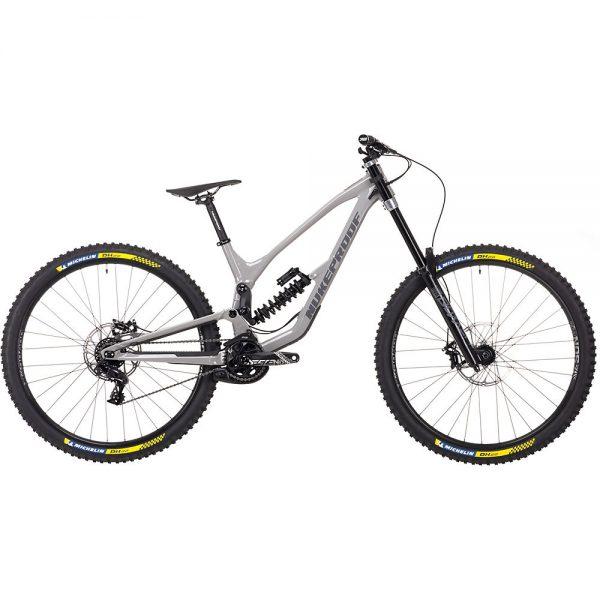 Nukeproof Dissent 290 Comp Bike (GX DH) 2021 - Concrete Grey - XL, Concrete Grey