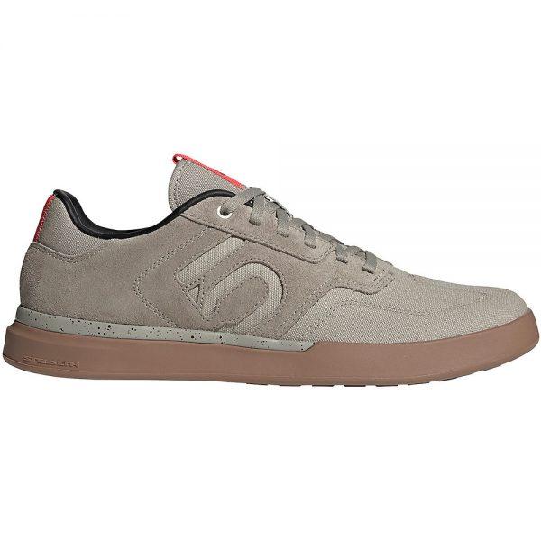 Five Ten Sleuth MTB Shoes - UK 8 - Grey-White-Gum, Grey-White-Gum
