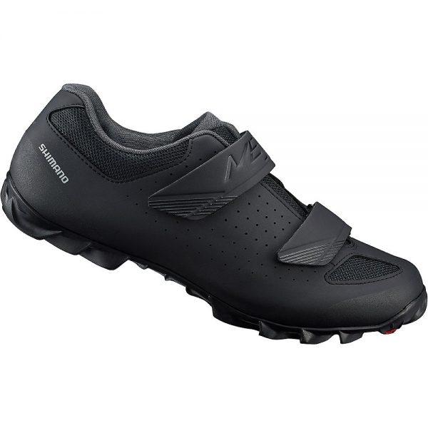 Shimano ME1 MTB SPD Shoes 2019 - EU 41 - Black, Black