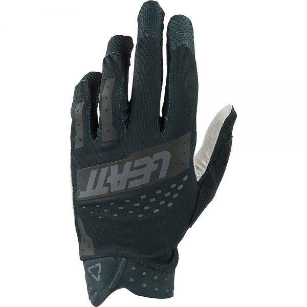 Leatt MTB 2.0 X-Flow Gloves 2021 - M - Black, Black