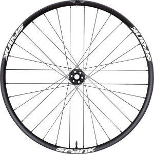 Spank SPIKE Race 33 Front Wheel - 110mm - Black, Black