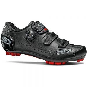 Sidi Trace 2 MTB Shoes - EU 45.5 - Black-Black, Black-Black