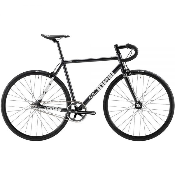 Cinelli Tipo Pista Track Bike 2020 - Grey - XS, Grey