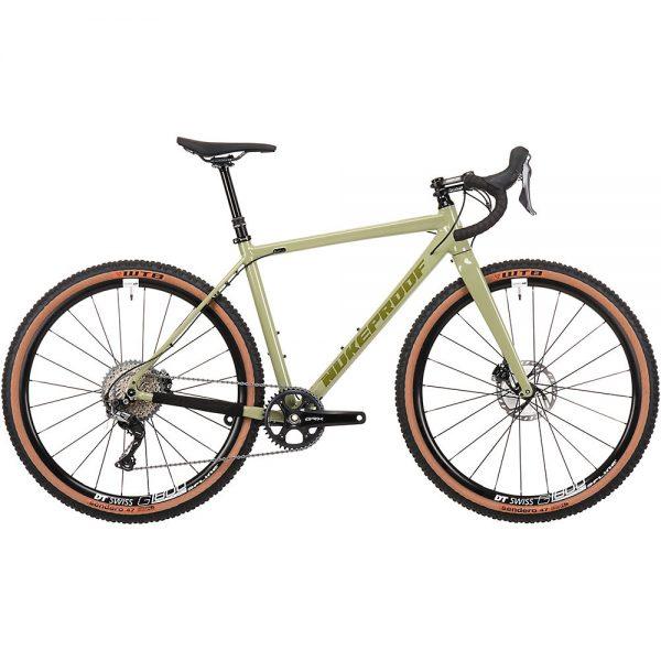 Nukeproof Digger 275 Factory Bike 2021 - Artichoke Green - S, Artichoke Green