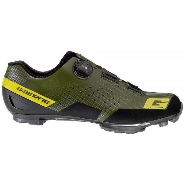 Gaerne Hurricane MTB SPD Shoes 2020 - EU 44 - Forest Green, Forest Green
