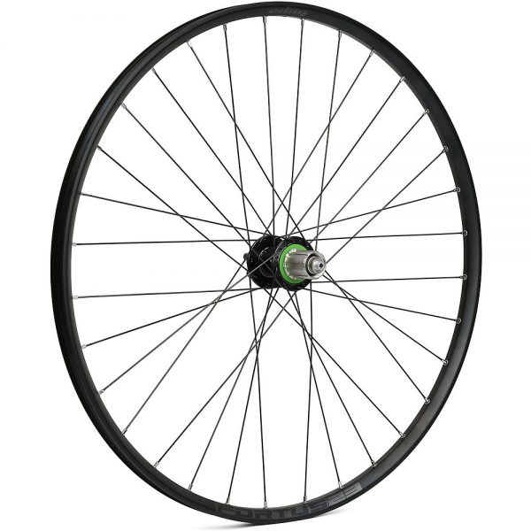 Hope Fortus 23 MTB Rear Wheel - 12 x 142mm - Black, Black