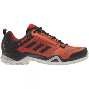 adidas Terrex AX3 Gore-Tex Shoes - UK 8.5 - Glory Amber, Glory Amber
